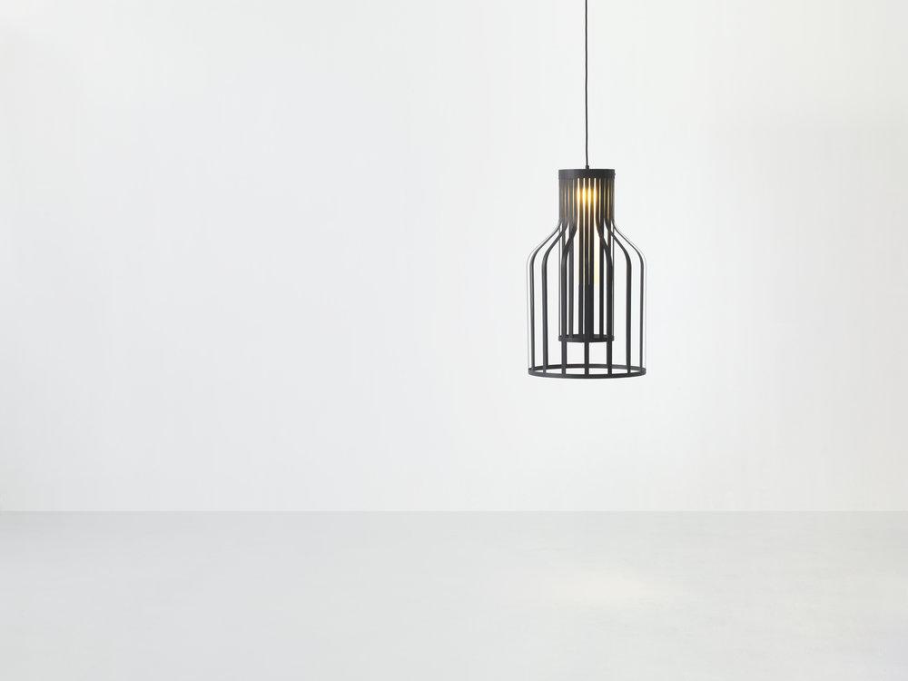Fibre Light Bottle / Jamie McLellan for RESIDENT Product Link SPEC SHEET