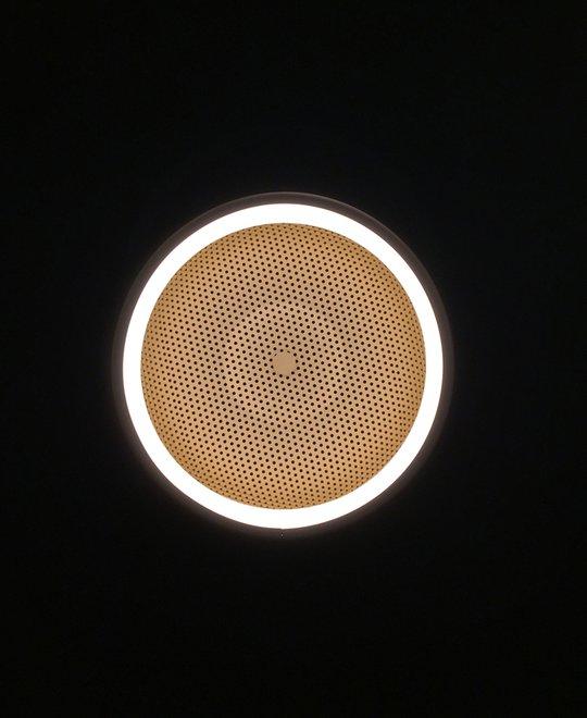 Mesh Wall / Ceiling Light / Flynn Talbot for RESIDENT Product Link SPEC SHEET