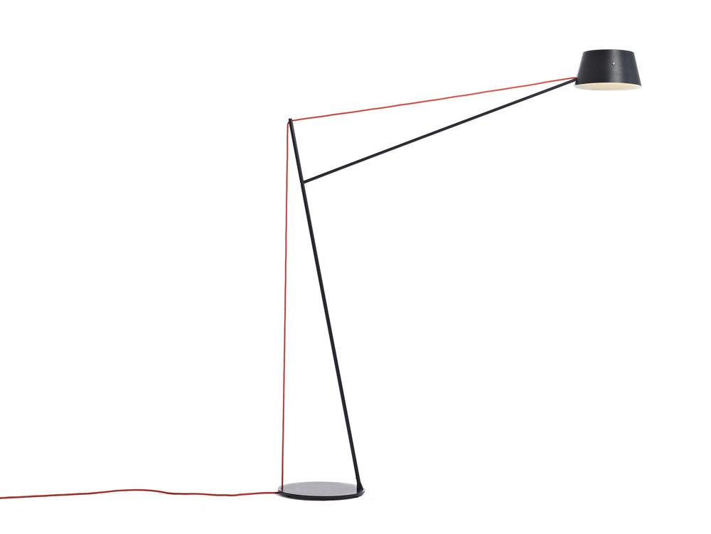 Spar Floor Light / Jamie McLellan for RESIDENT Product Link SPEC SHEET