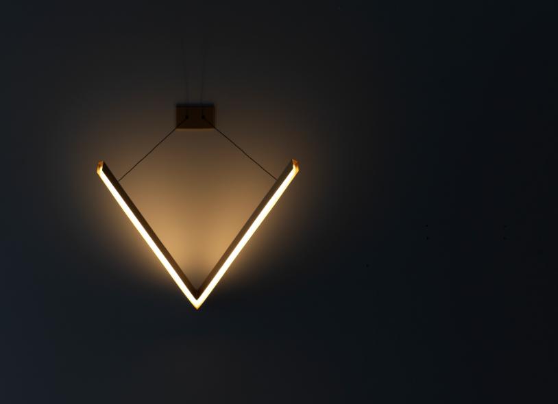 V Wall Light / Resident Studio for RESIDENT Product Link SPEC SHEET