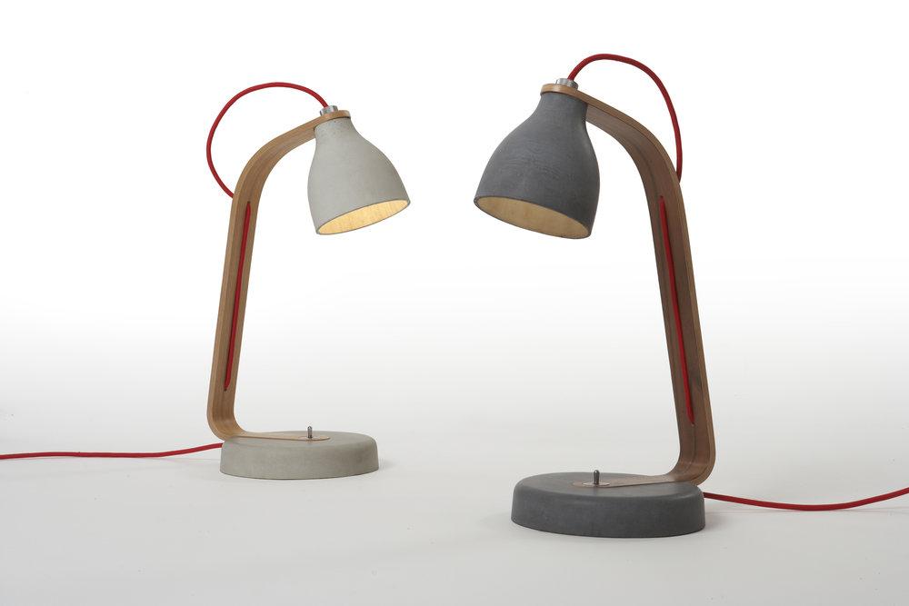 Heavy Desk Light / Benjamin Hubert for DECODE Product Link SPEC SHEET - Inquire within - info@smlpond.com