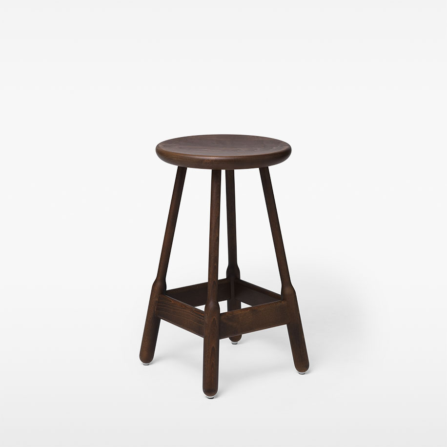 Albert Bar Stool / MASSPRODUCTIONS Product Link SPEC SHEET - Inquire within - info@smlpond.com