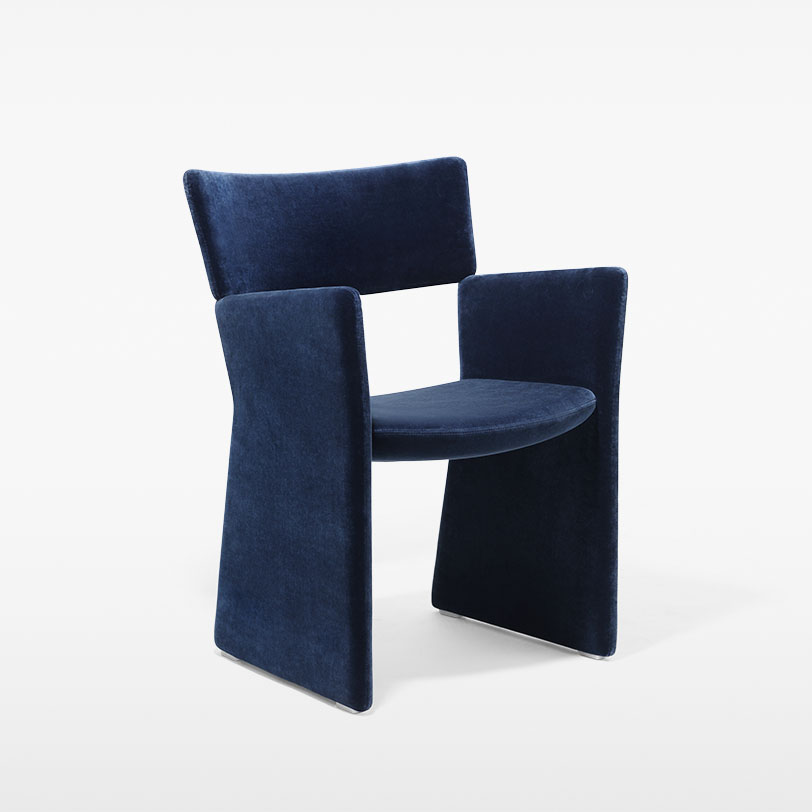 Crown Armchair / MASSPRODUCTIONS Product Link SPEC SHEET - Inquire within - info@smlpond.com