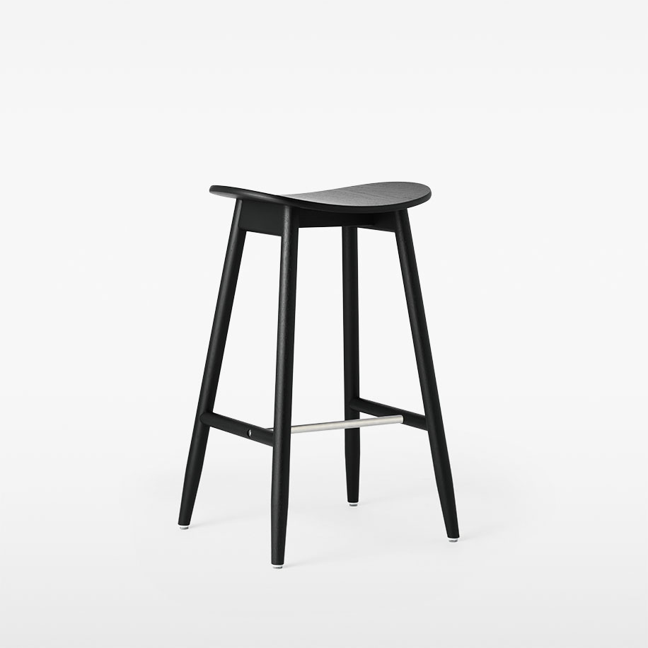 Icha Bar Stool / MASSPRODUCTIONS Product Link SPEC SHEET - Inquire within - info@smlpond.com