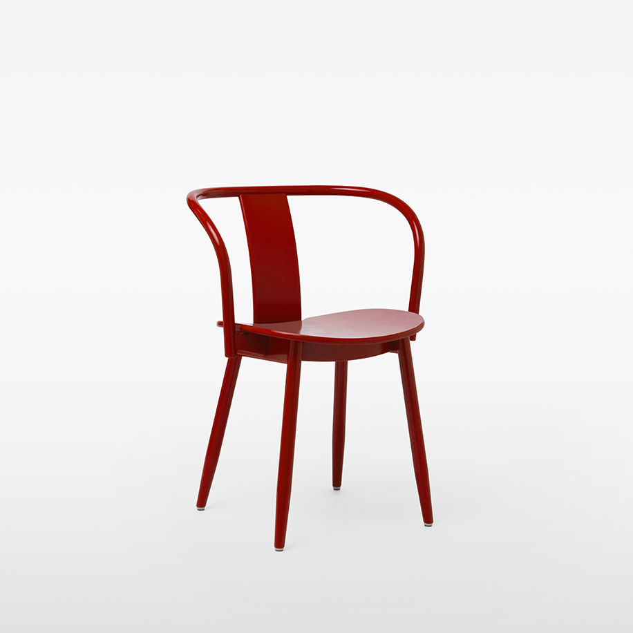 Icha Chair / MASSPRODUCTIONS Product Link SPEC SHEET - Inquire within - info@smlpond.com