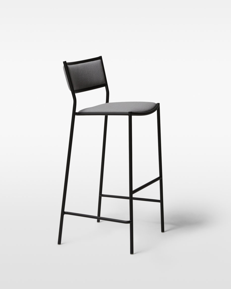 Jig Bar Stool / MASSPRODUCTIONS Product Link SPEC SHEET - Inquire within - info@smlpond.com