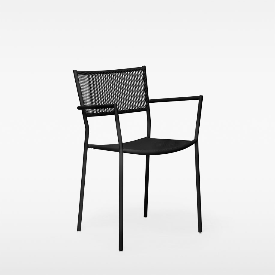 Jig Mesh Armchair / MASSPRODUCTIONS Product Link SPEC SHEET - Inquire within - info@smlpond.com