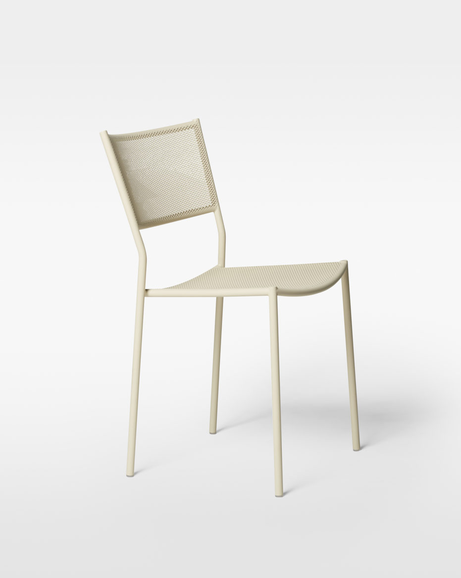 Jig Mesh Chair / MASSPRODUCTIONS Product Link SPEC SHEET - Inquire within - info@smlpond.com