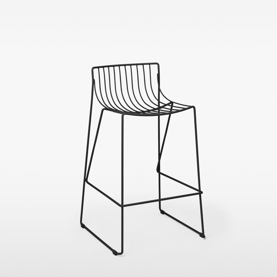 Tio Bar Stool / MASSPRODUCTIONS Product Link SPEC SHEET - Inquire within - info@smlpond.com
