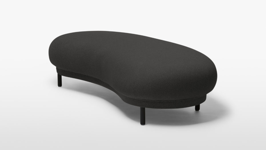 Dandy Ottoman / MASSPRODUCTIONS Product Link SPEC SHEET - Inquire within - info@smlpond.com