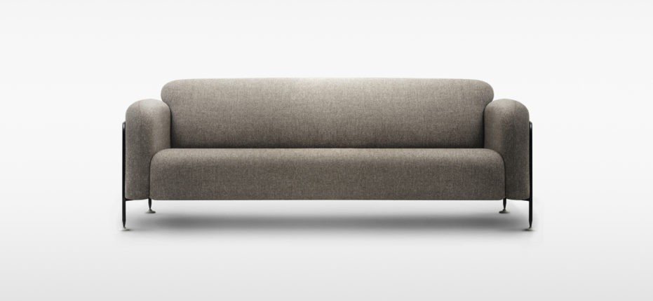 Mega 3 Seater Sofa / MASSPRODUCTIONS Product Link SPEC SHEET - Inquire within - info@smlpond.com