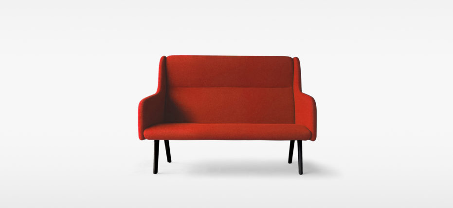 Anyway 2 Seater Sofa - HB / MASSPRODUCTIONS Product Link SPEC SHEET - Inquire within - info@smlpond.com