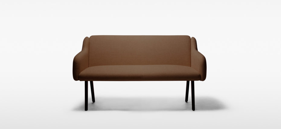 Anyway 2 Seater Sofa - LB / MASSPRODUCTIONS Product Link SPEC SHEET - Inquire within - info@smlpond.com