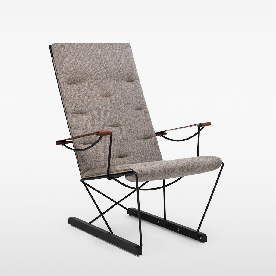 Spark Lounge Chair / MASSPRODUCTIONS Product Link SPEC SHEET - Inquire within - info@smlpond.com