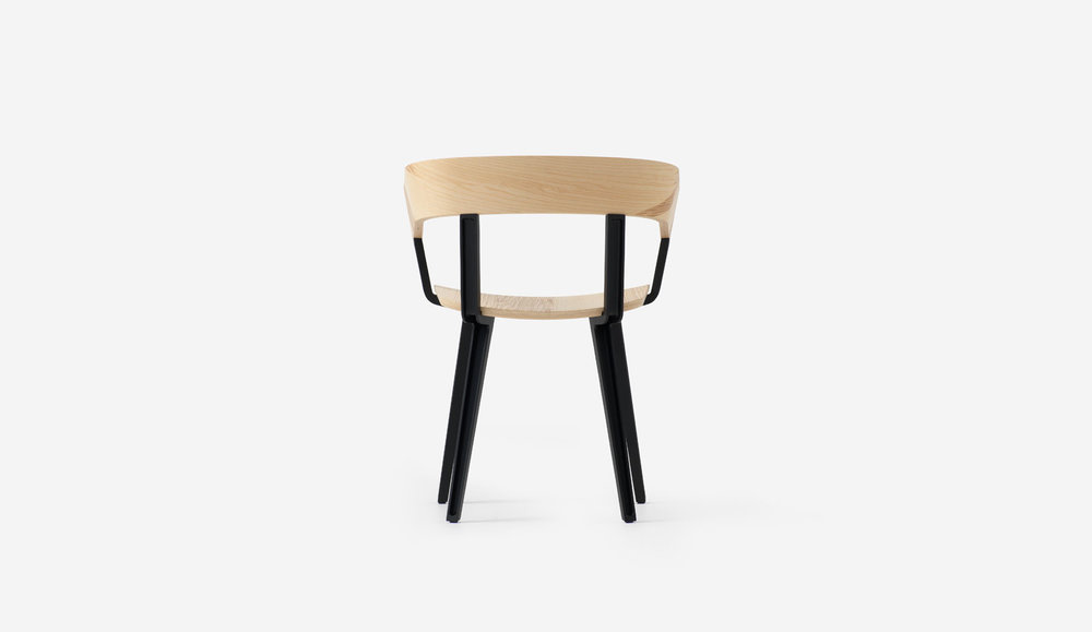 Odin Chair / Jamie McLellan for RESIDENT Product Link SPEC SHEET
