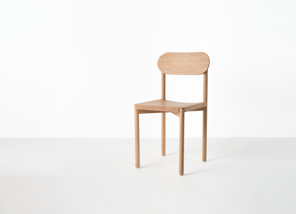 Studio Chair / Jason Whiteley for RESIDENT Product Link SPEC SHEET