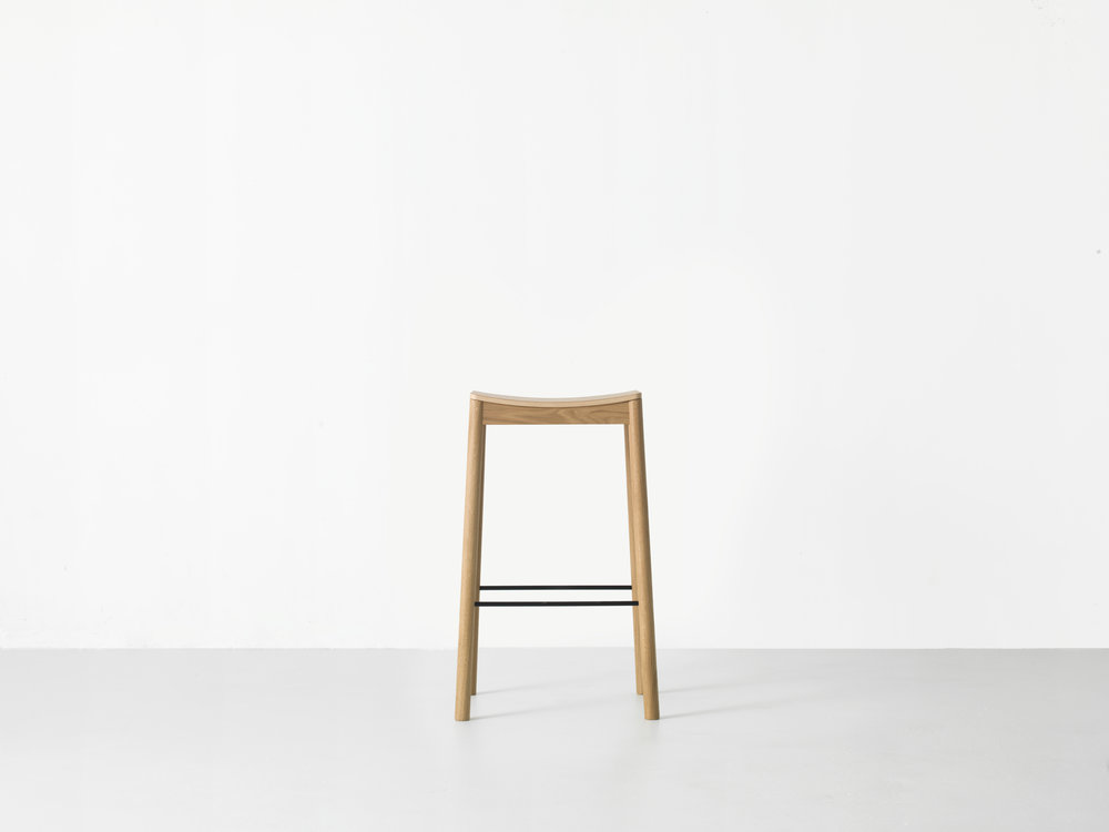 Tangerine Stool / Simon James for RESIDENT Product Link SPEC SHEET
