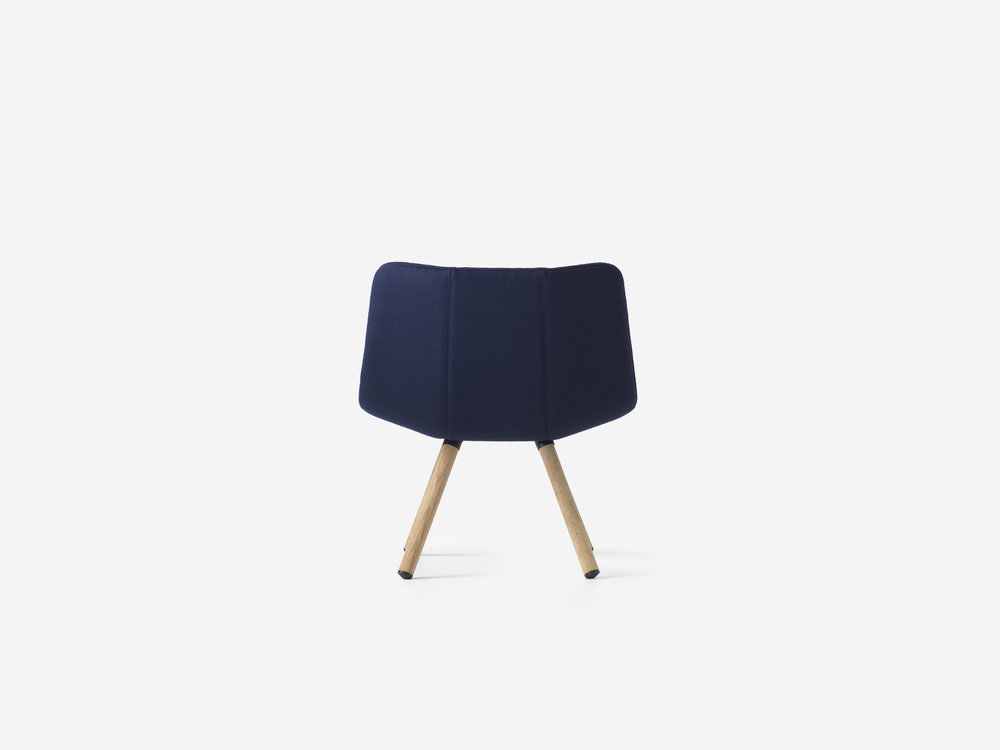 Volley Chair / Jamie McLellan for RESIDENT Product Link SPEC SHEET