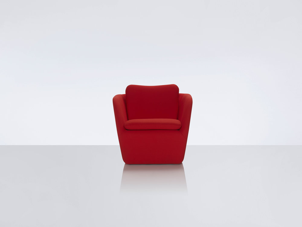 Cocoon Easy Chair / MODUS Product Link SPEC SHEET