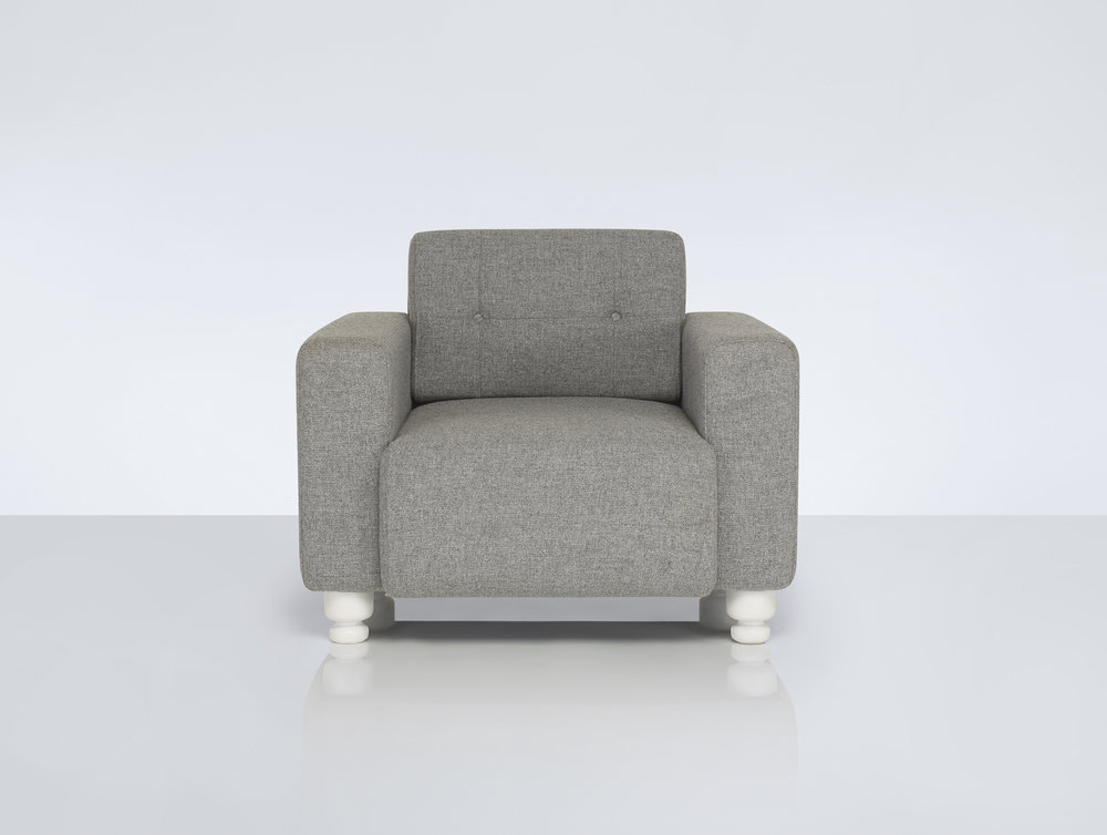 Part Easy Chair / Pearson Lloyd for MODUS Product Link SPEC SHEET