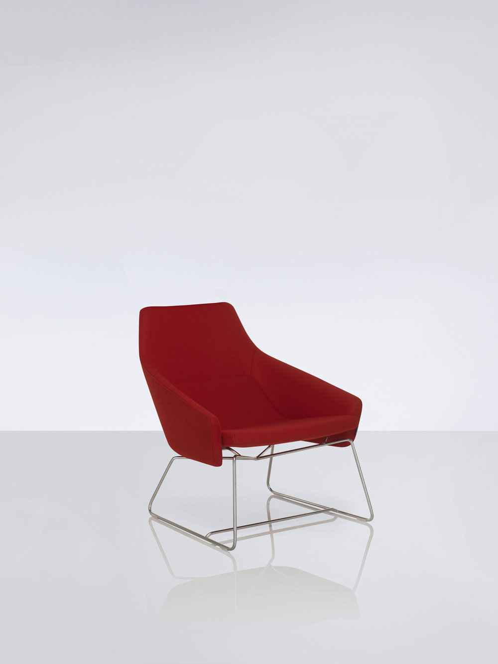 Wrap Easy Chair - Ski / Simon Pengelly for MODUS Product Link SPEC SHEET