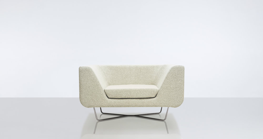 Bernard Easy Chair / Simon Pengelly for MODUS Product Link SPEC SHEET