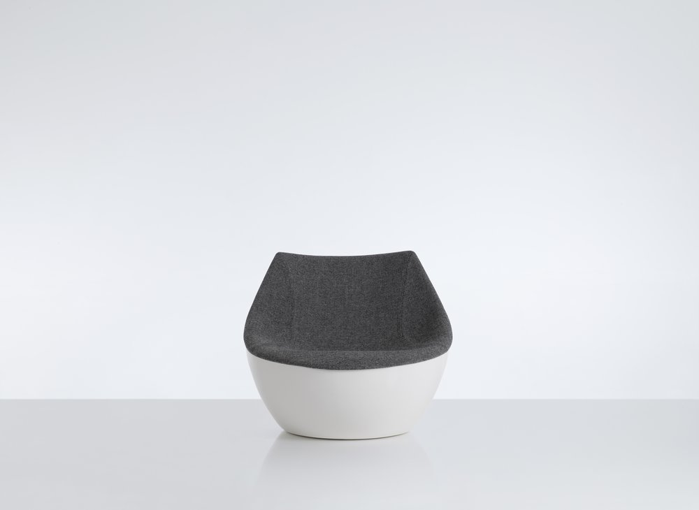 Orbital Easy Chair / Christophe Pillet for MODUS Product Link SPEC SHEET - Inquire within - info@smlpond.com