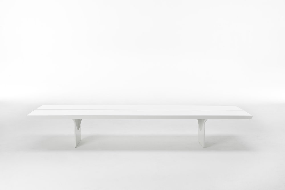 Flyover Table Long / Jamie McLellan for RESIDENT Product Link SPEC SHEET
