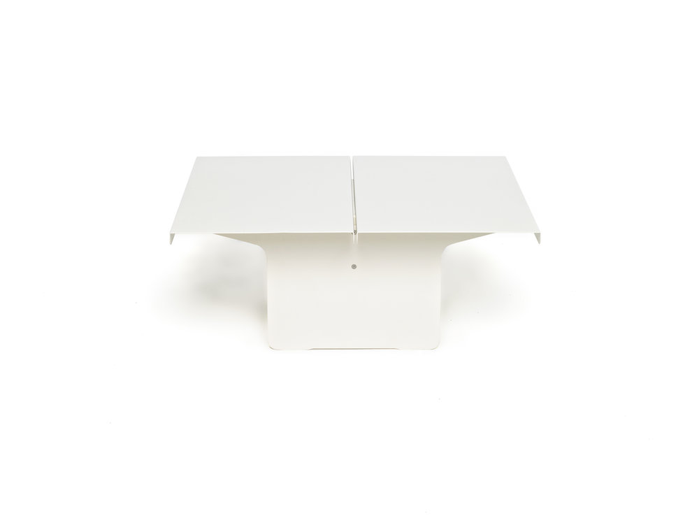 Flyover Table Square / Jamie McLellan for RESIDENT Product Link SPEC SHEET