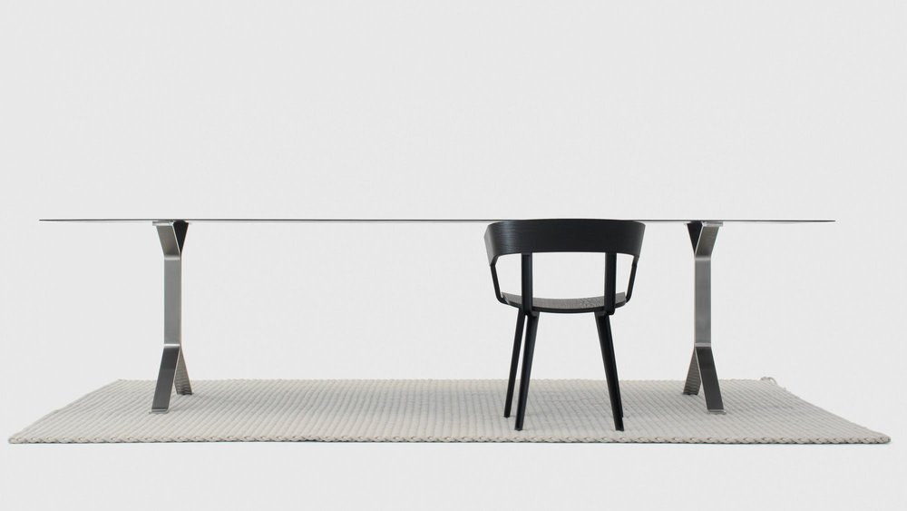 Interstellar Table / Resident Studio for RESIDENT Product Link SPEC SHEET