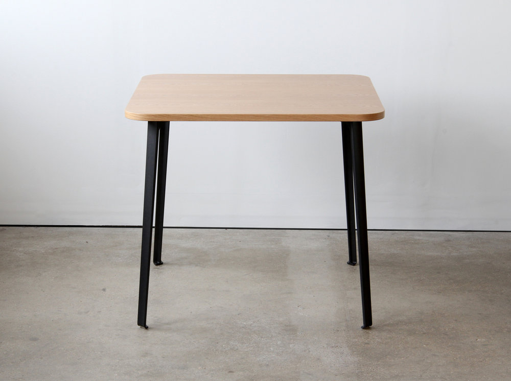 Canteen Oak Table / VERY GOOD & PROPER Product Link SPEC SHEET BOOK