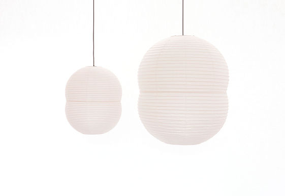 Hotaru Double Bubble S or L / Barber & Osgerby for twentytwentyone Product Link SPEC SHEET - Inquire within