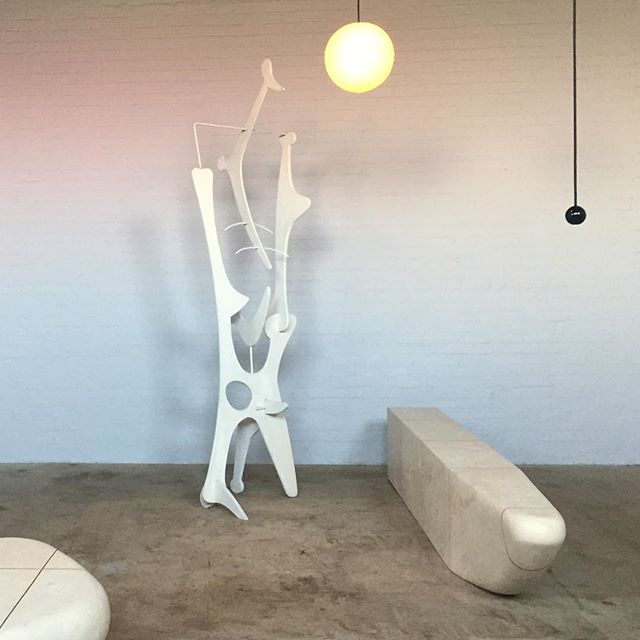 News from the NY Small Office HQ -- If you haven't visited The Noguchi Museum lately, go! And see this perfect, harmonious install featuring the work of Isamu Noguchi and Robert Stadler. #noguchimuseum #isamunoguchi #robertstadler