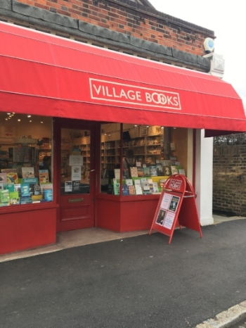 Dulwich Village Book shop