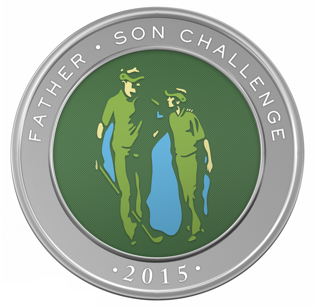2015 Father/Son Challenge Commemorative Seal