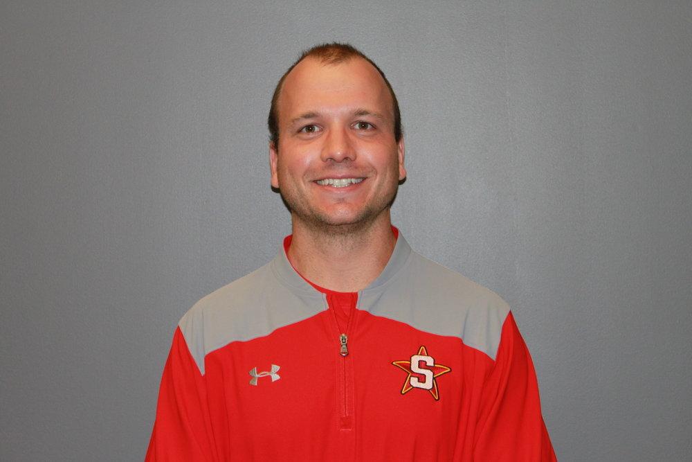 Josh Threlkeld   Varsity Age Coordinator (15U-18U)