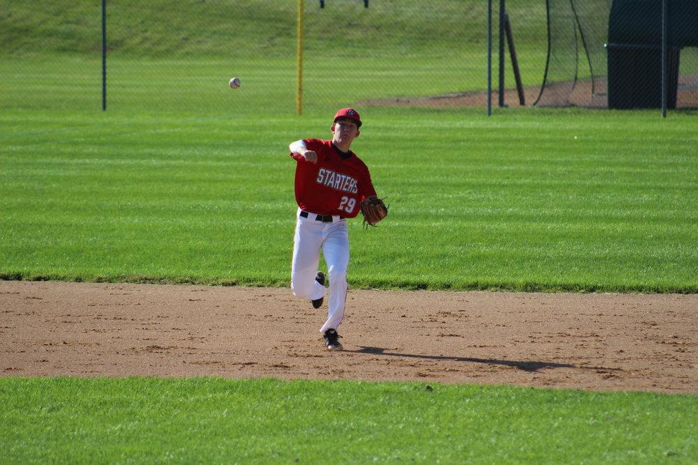 Starters Varsity Fielding