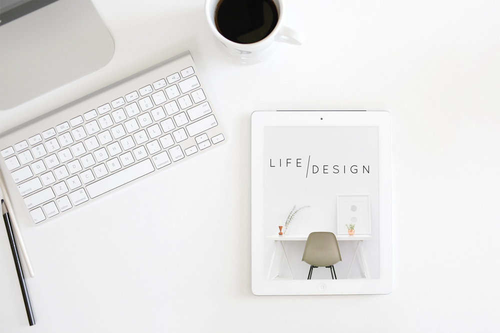 Life Design Course & Content Creation -