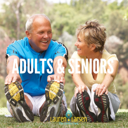 Coaching For Adults & Seniors