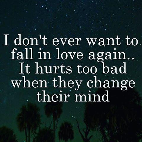 #FuckLove #Heartbreak