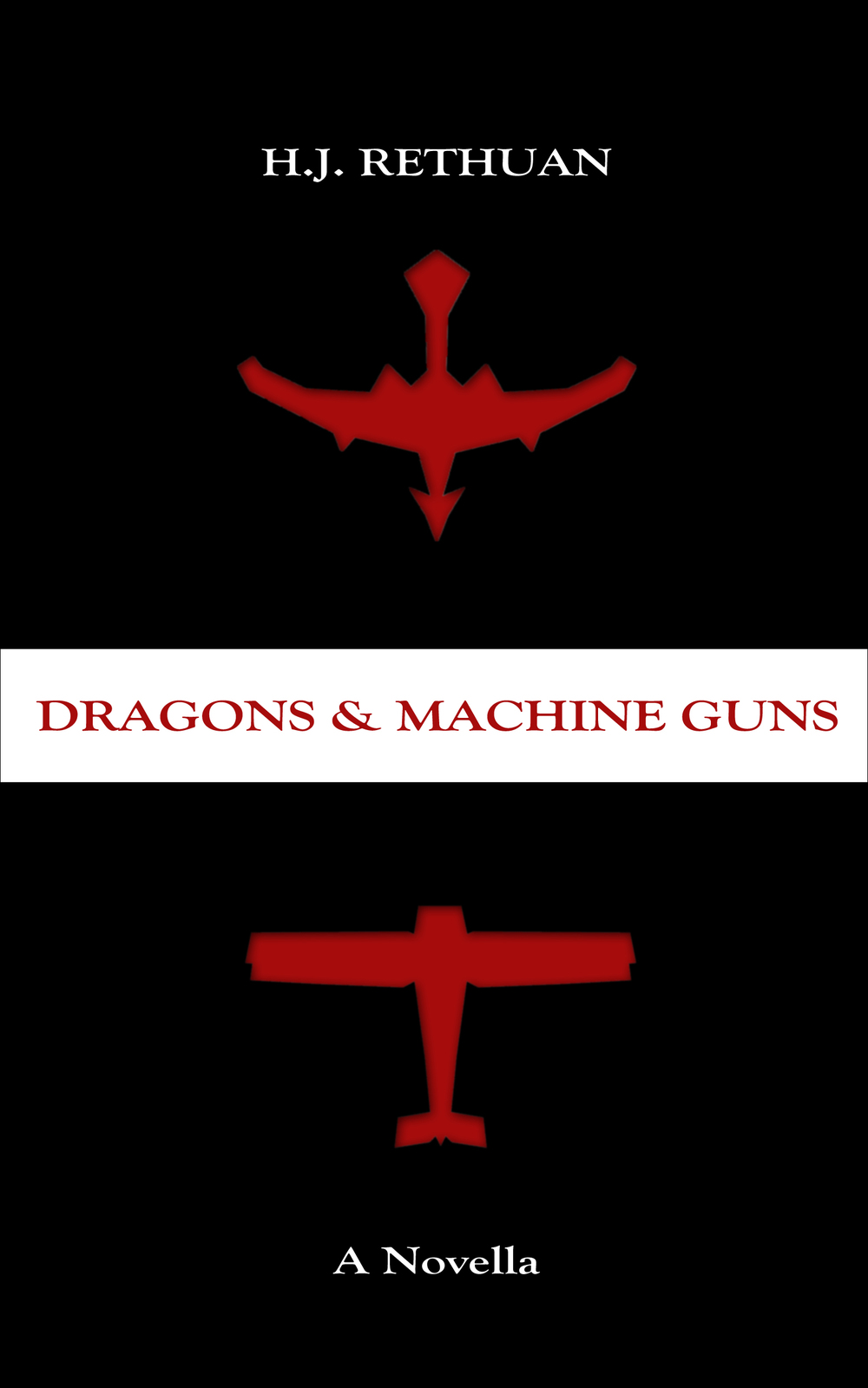 Dragons & Machine Guns