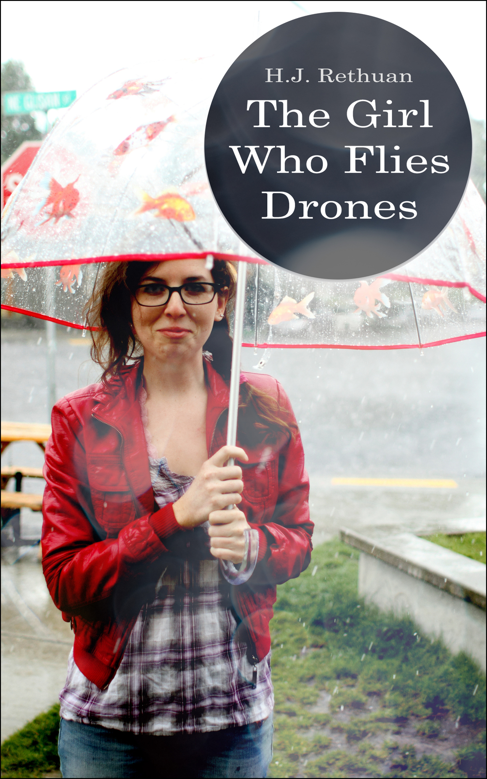 The Girl Who Flies Drones