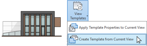 revit-view-template