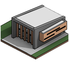 how to create a flat roof in revit 2017