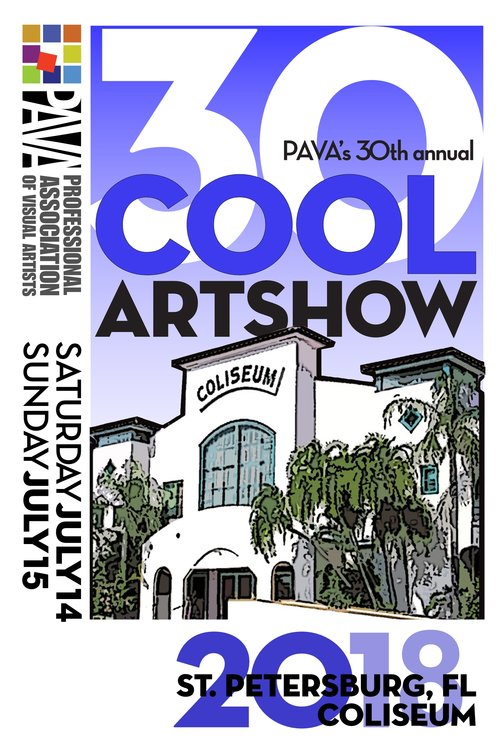 Image result for st pete cool art show