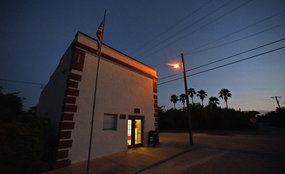 Our neighborhood USPS on Center Road, Terra Ceia Island, Fla,