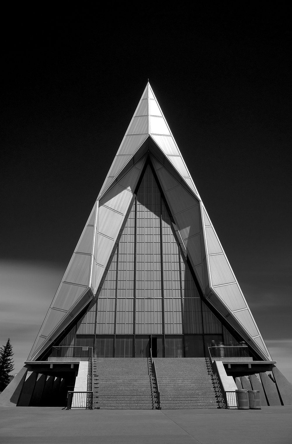Cadet Chapel, USAF, Interfaith