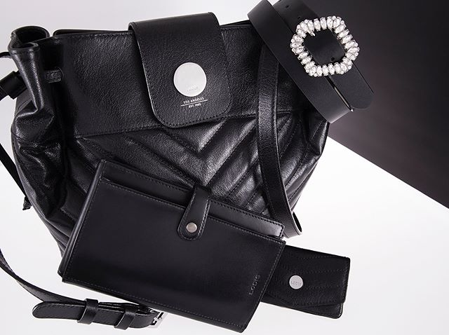 My weekend accessories include...🖤 . . . #lodisla #lodis #tgif #friday #weekend #accessories #black #leather #rfid #rfidprotection #bag #wallet #cardcase #belt #style #fashion #outfitideas
