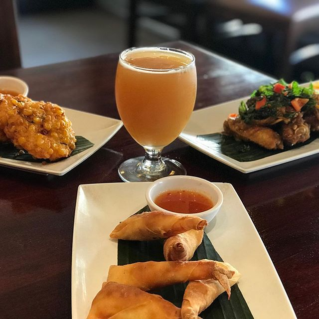 Cheers to the weekend! #benthaisf #foodporn