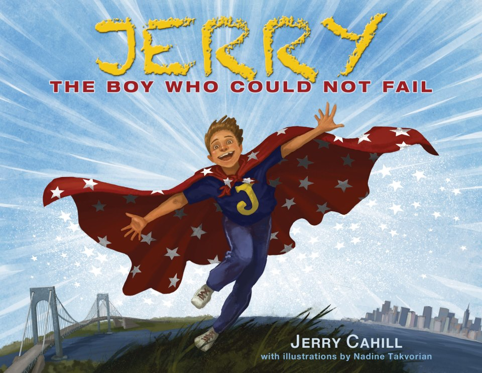Jerry - The Boy Who Could Not Fail